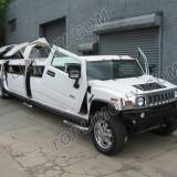 Hummer H2 pick up